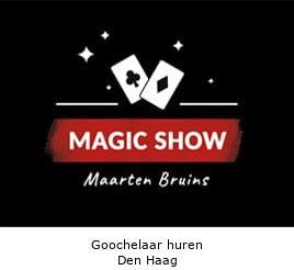 Goochelaar huren Den Haag